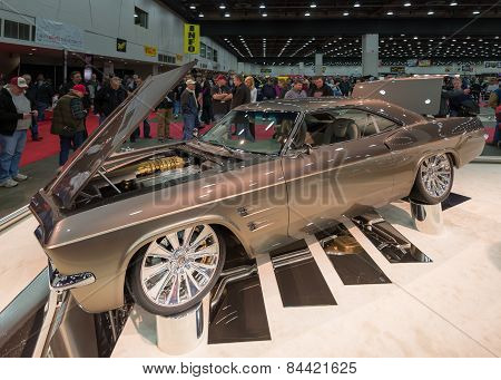 1965 Chip Foose Chevy Impala Sport Coupe