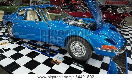 1972 Buick Opel GT