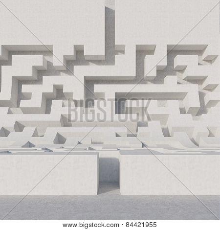 Maze Bend