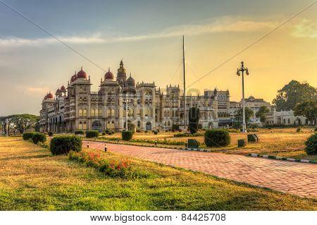 Mysore Palace,India