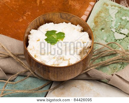 Granular Fresh Cheese