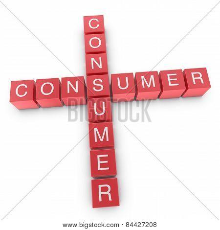 Consumer To Consumer C2C Concept