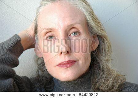 Mature female beauty