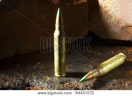 Armor Piercing Ammunition