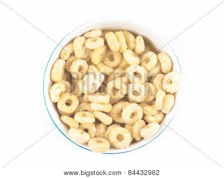 Cereal Breakfast In Bowl