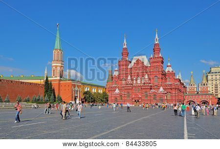Red Square State Historical Museum