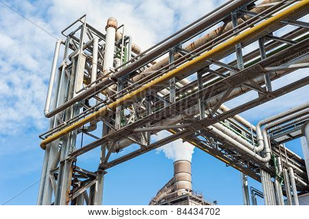 Chemical Plant For Furniture Factory