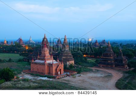 Bagan Archaeological Zone, Myanma