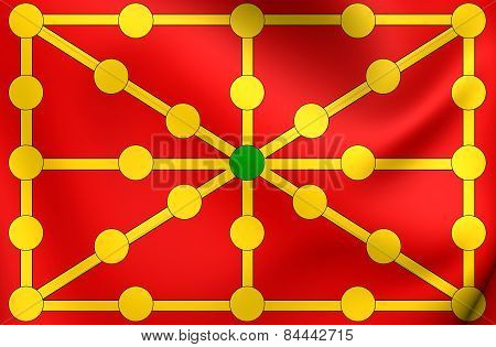Kingdom Of Navarre Flag