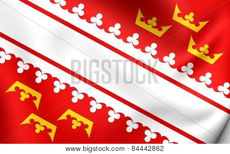 Flag Of Alsace