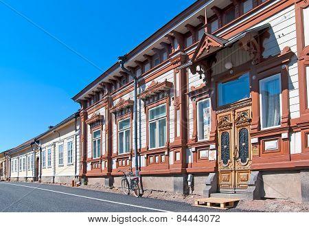 Rauma. Finland. Marela Museum