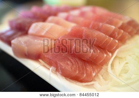 Japanese Food Sashimi Raw Fish