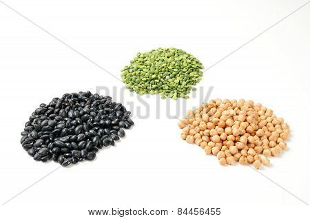 Assorted Dried Foods