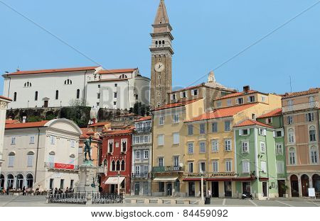 Historic centre of Piran
