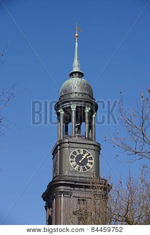 Hamburg - Michel (st. Michaelis Church)
