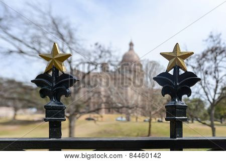 Texas State Capitol Building
