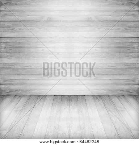 Old Wooden Wall Background Texture.