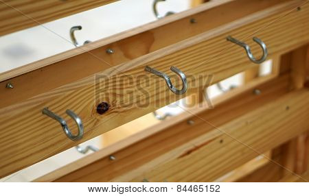 Hangers On The Wall