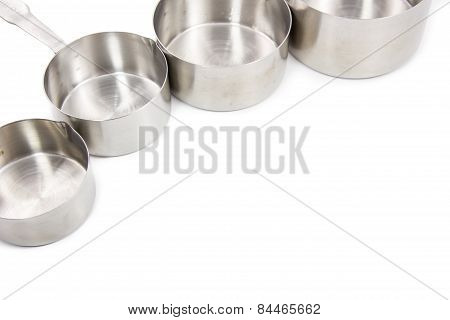 Steel Measuring Cups
