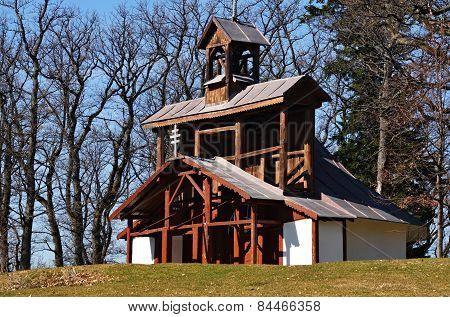 Marian Mount Chapel