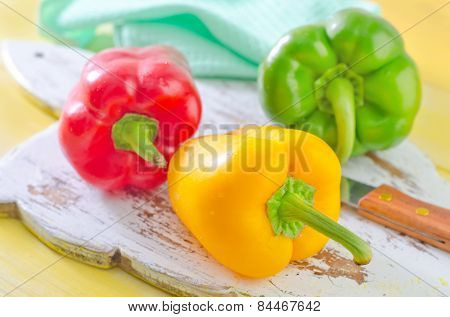 color peppers