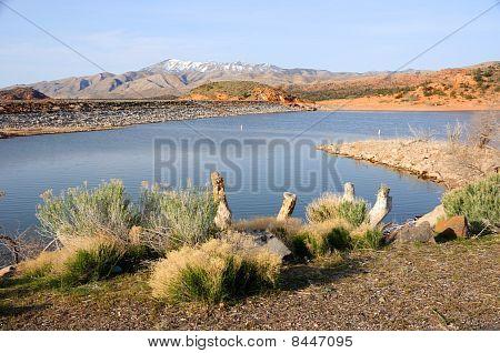 Gunlock Reservoir State Park