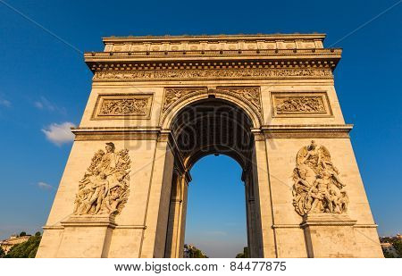 Arch Of Triumph Of The Star