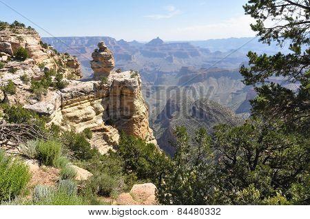 View of the Grand Canyon, Arizona