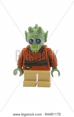 Wald Lego Minifigure