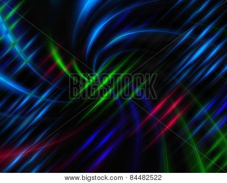Abstract Dark Graphics Background For Design