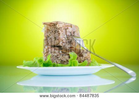 Meat Aspic
