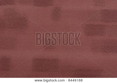 textured brown fabric