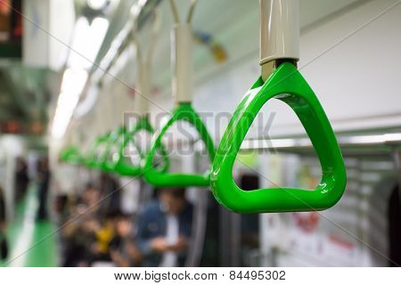 Train Carriage Handle