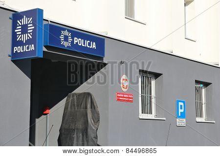 Police In Poland