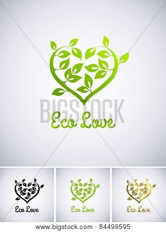 logo eco love