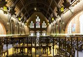 pic of church interior  - Brisbane - JPG