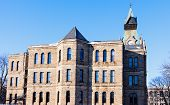 picture of illinois  - Old courthouse in Galesburg Knox County Illinois United States - JPG
