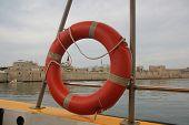 pic of floating  - Lifebuoy  - JPG