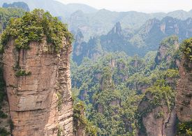 stock photo of avatar  - Zhangjiajie National Park - JPG