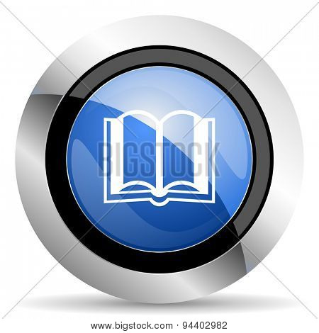 book icon  original modern design for web and mobile app on white background