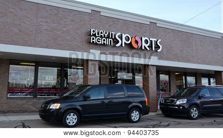 Play It Again Sports Store