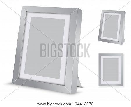 Desktop frame