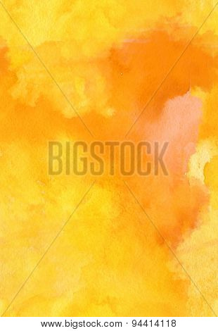 Watercolor Stroke Seamless Background