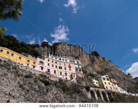 Famous Amalfi Campania Italy