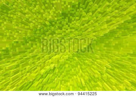 Abstract Background Of Rectangular, Square, Cubic