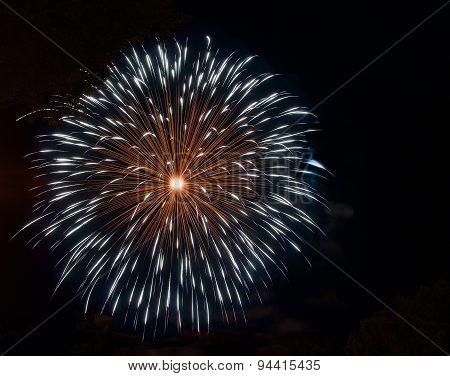 fireworks festival in Malta, colourful fireworks, New year, Christmas holidays, Independence day