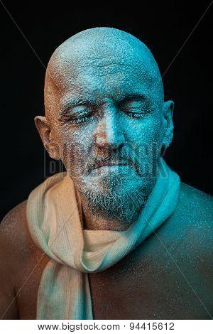 Bald Man.