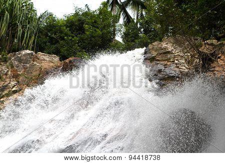 Waterfalls On Koh Samui