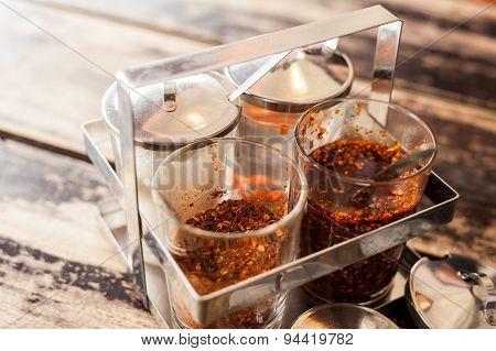 Thai Condiment Peppe