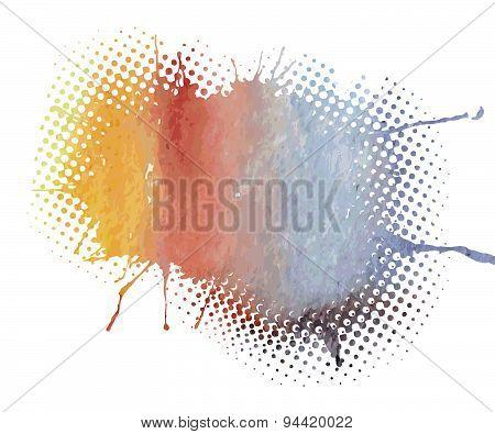 Colorful Watercolor